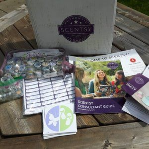 Scents Consultant Kit Scentsy Scent Kit